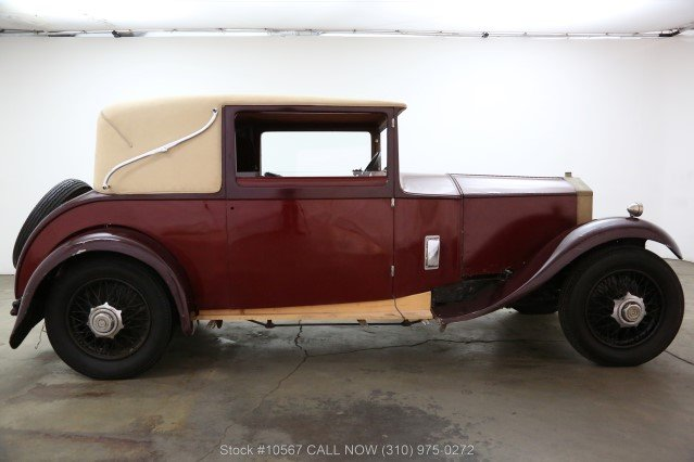 1929 Rolls-Royce 20HP Doctors Coupe For Sale (picture 2 of 6)