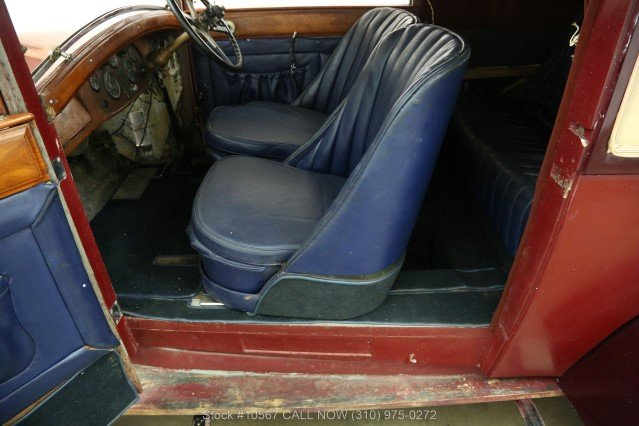 1929 Rolls-Royce 20HP Doctors Coupe For Sale (picture 4 of 6)