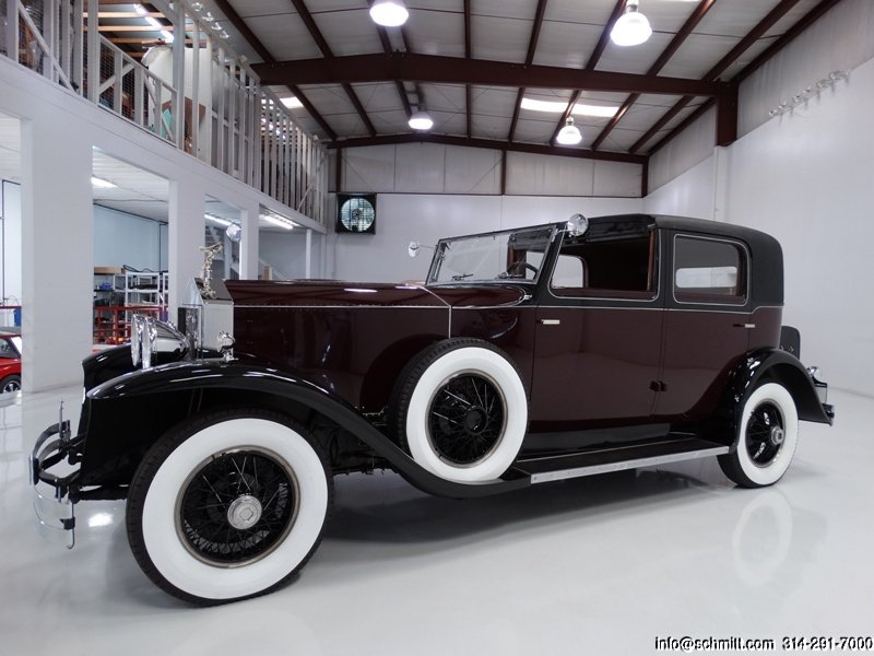 1928 Rolls-Royce Phantom I | Featured in Many Movies For Sale (picture 1 of 6)