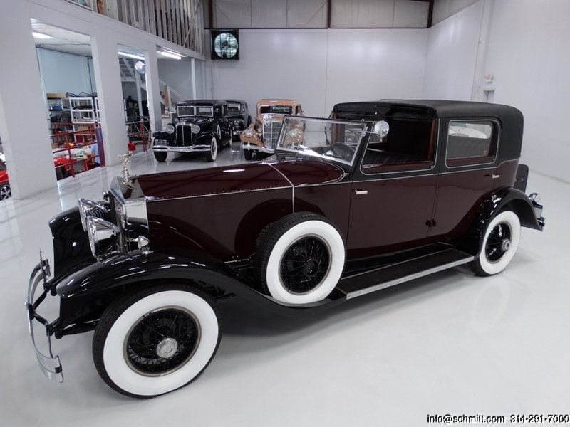 1928 Rolls-Royce Phantom I | Featured in Many Movies For Sale (picture 2 of 6)