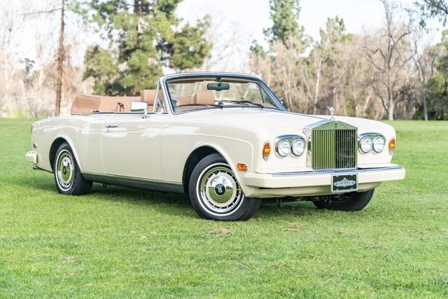 1994 Rolls-Royce Corniche IV = Ivory(~)Tan  9.3k miles  $obo For Sale (picture 1 of 6)
