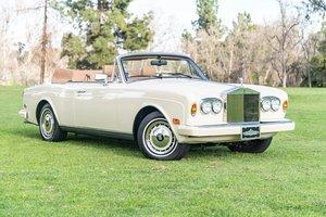 1994 Rolls-Royce Corniche IV = Ivory(~)Tan  9.3k miles  $obo For Sale
