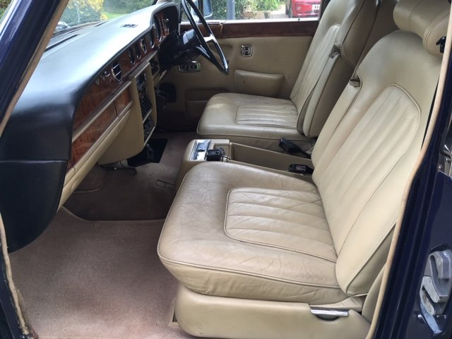 ROLLS ROYCE SILVER SHADOW 2 1980 W REG FINAL SERIES For Sale (picture 11 of 12)