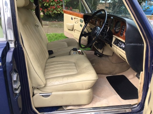 ROLLS ROYCE SILVER SHADOW 2 1980 W REG FINAL SERIES For Sale (picture 12 of 12)