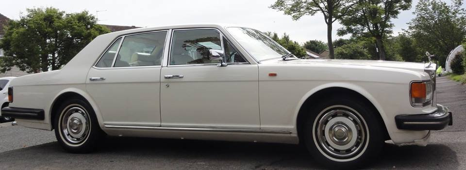 1986 Silver spirit For Sale (picture 2 of 4)