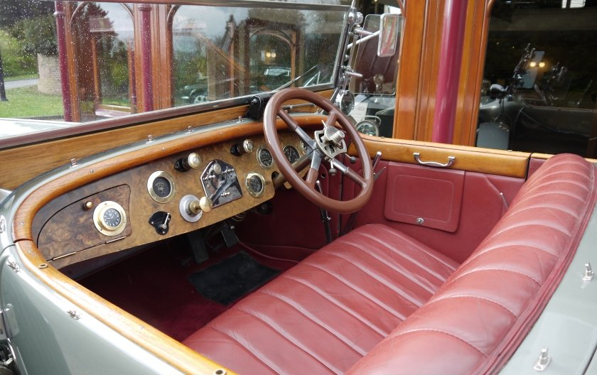Rolls-Royce Silver Ghost 1924 Dual Cowl Open Tourer For Sale (picture 3 of 4)