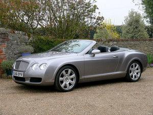2007 Bentley Continenatl GTC  For Sale