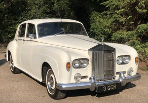 1963 ROLLS ROYCE SILVER CLOUD III For Sale