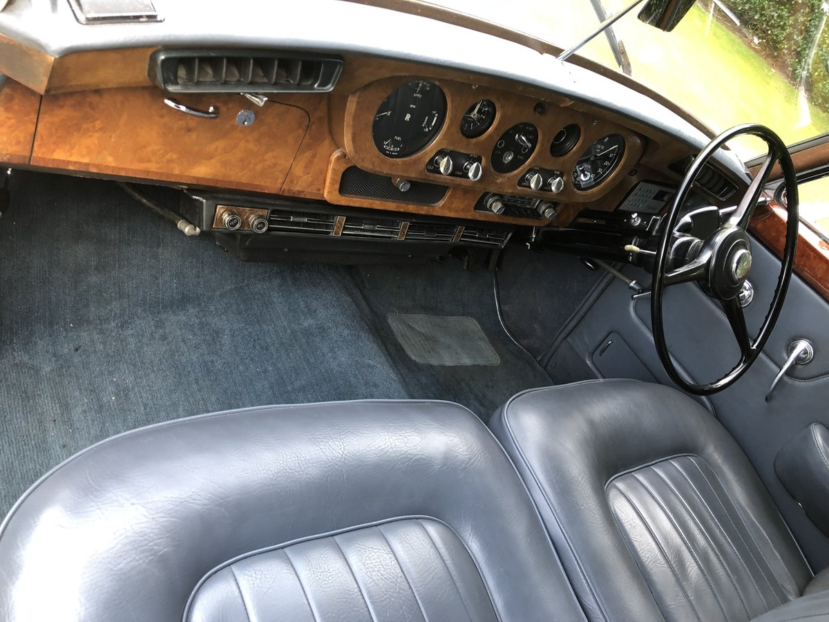 1963 ROLLS ROYCE SILVER CLOUD III For Sale (picture 4 of 6)