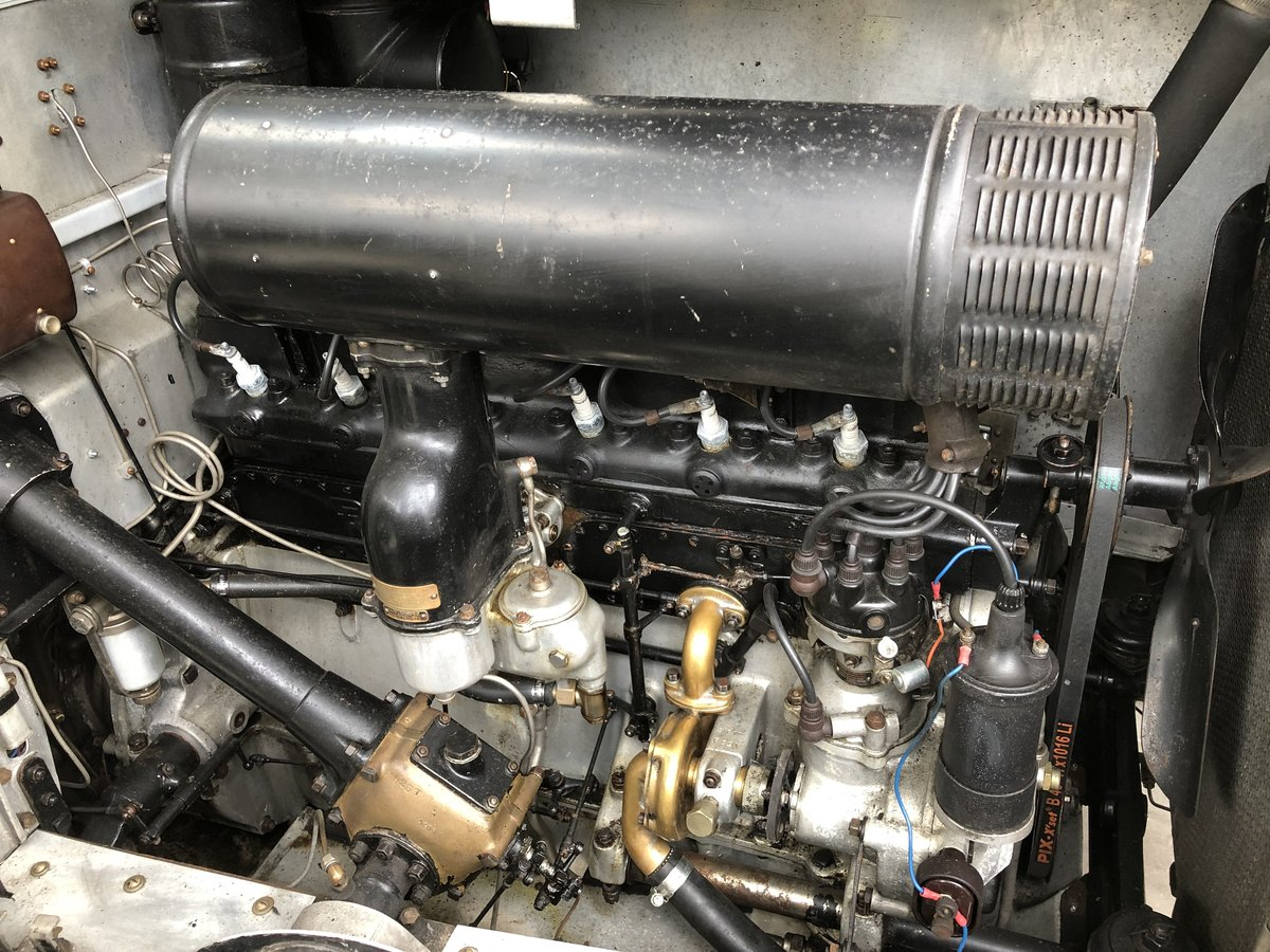 1935 ROLLS ROYCE 20/25  limousine   very low mileage & ownership For Sale (picture 6 of 6)