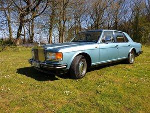 1989 Rolls Royce Silver Spirit 2 only 20k genuine miles For Sale
