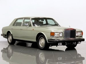1982 Rolls Royce Silver Spirit I  For Sale by Auction