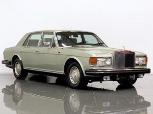 1982 Rolls Royce Silver Spirit I