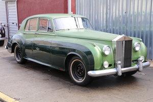 1960 Rolls Royce Silver Cloud II RHD #22816