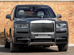 2019/19 Rolls-Royce Cullinan