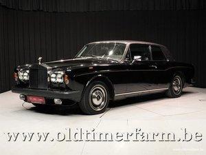1980 Rolls Royce Cornische Coupé '80