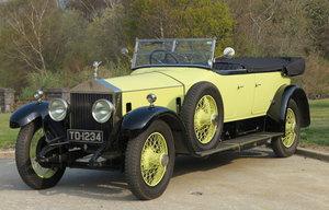 1925 Rolls-Royce Phantom I Hooper Tourer 10UMC For Sale