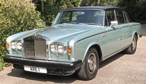 1979 ROLLS ROYCE SILVER WRAITH II 18K MILES 1 OWNER 35 YEARS For Sale