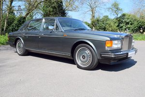 1989 F Rolls Royce Silver Spur ABS EFI in Graphite