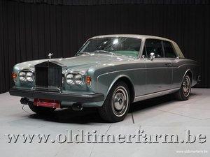 1976 Rolls Royce Cornische FHC '76 For Sale