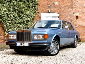 1985 Rolls Royce Silver Spirit 6.8 For Sale