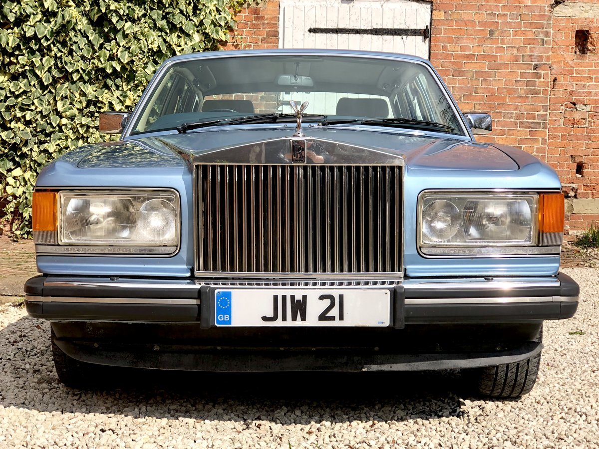 1985 Rolls Royce Silver Spirit 6.8 For Sale (picture 2 of 6)