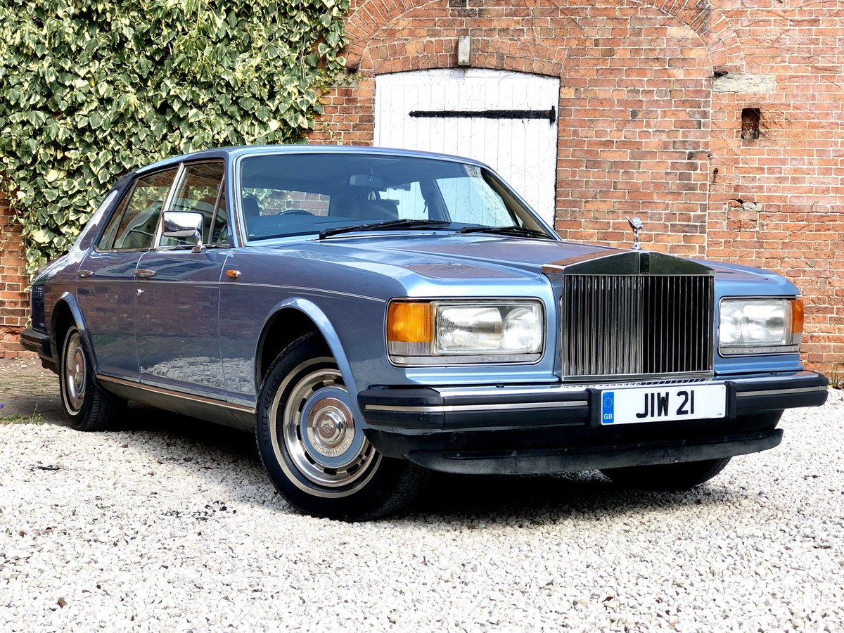 1985 Rolls Royce Silver Spirit 6.8 For Sale (picture 3 of 6)