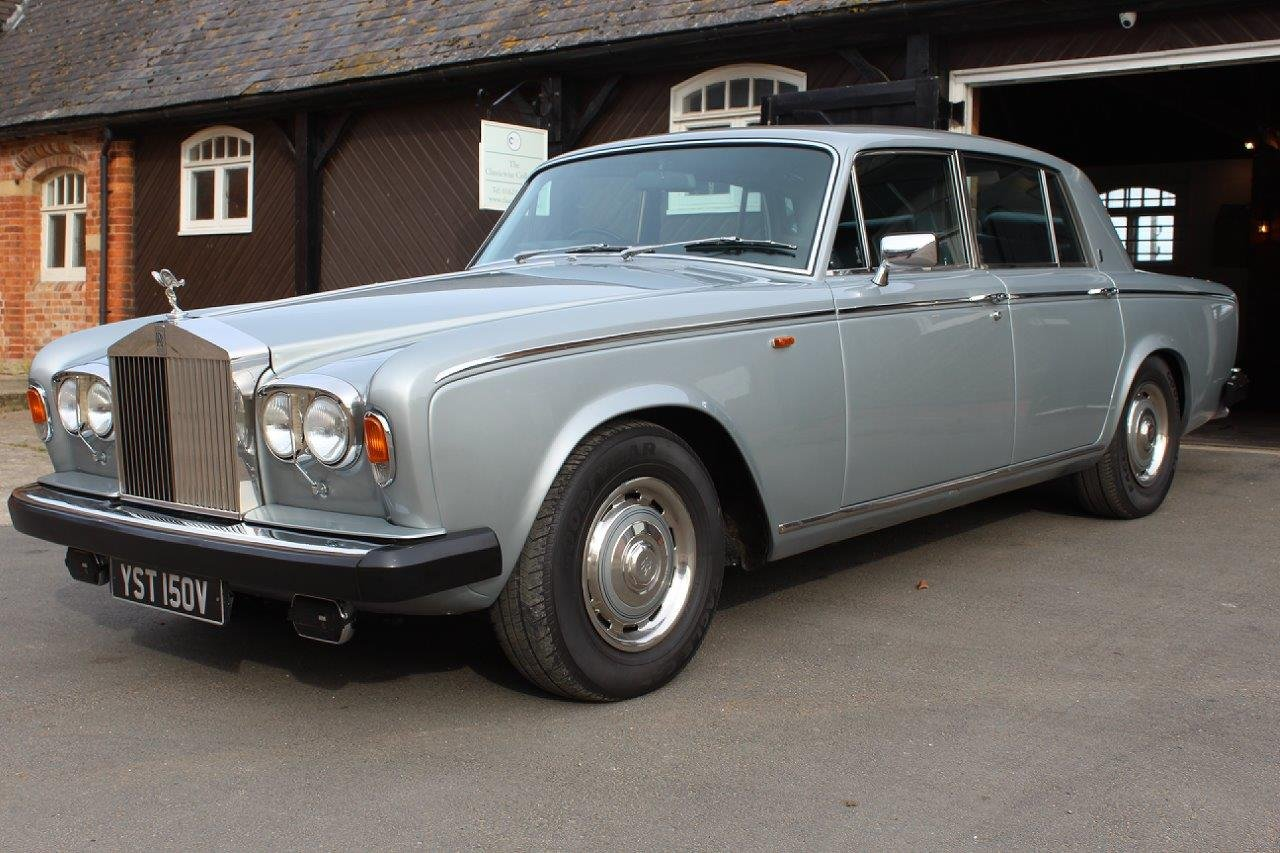 1980/V ROLLS ROYCE SILVER SHADOW 2 AUTO SALOON  For Sale (picture 2 of 6)