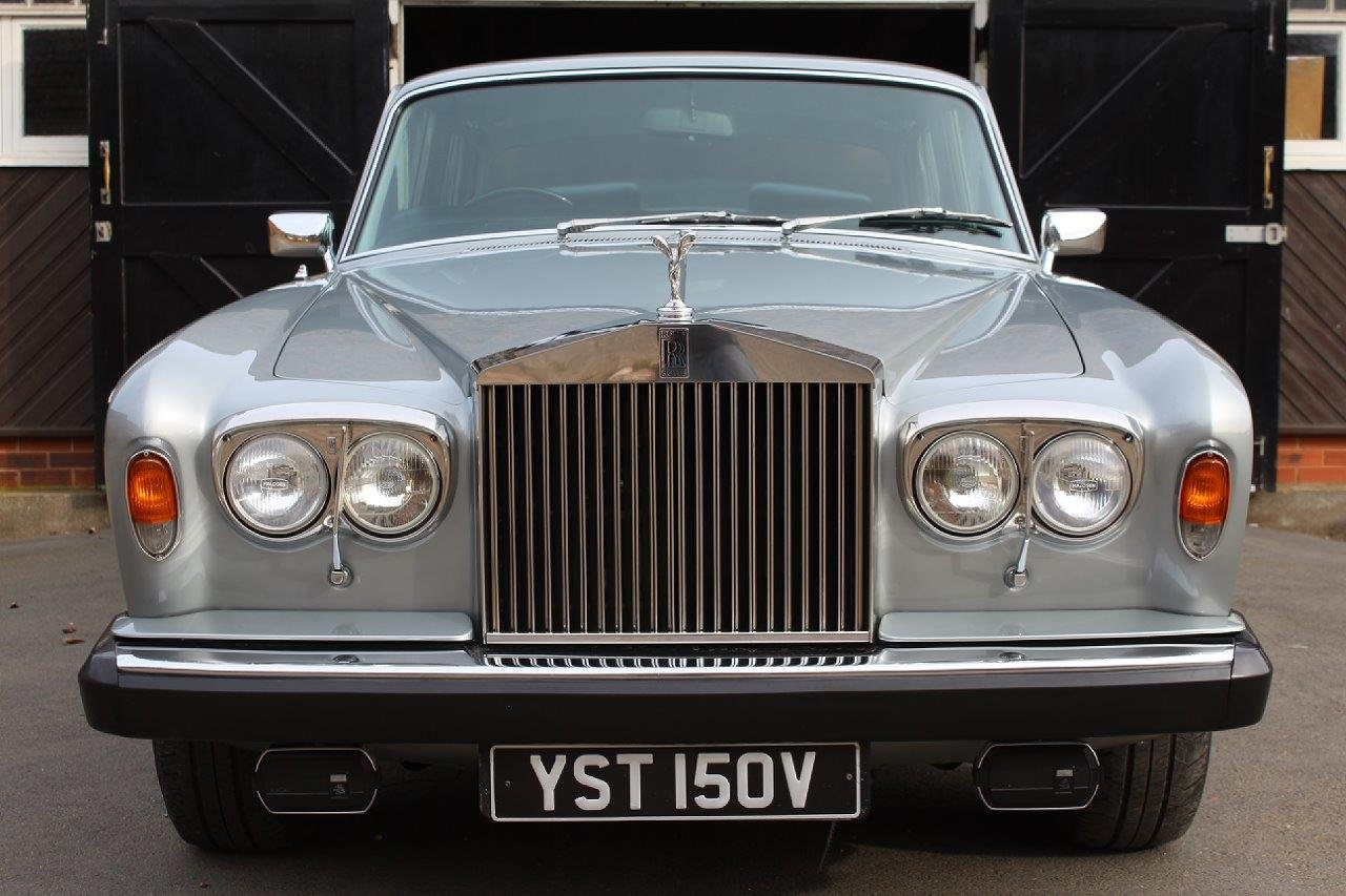 1980/V ROLLS ROYCE SILVER SHADOW 2 AUTO SALOON  For Sale (picture 3 of 6)