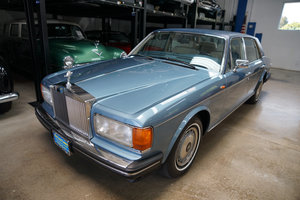 1993 Rolls Royce Silver Spur II with 51K orig miles For Sale