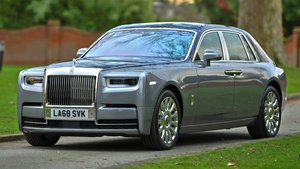 2019 Rolls Royce Phantom 8 For Sale