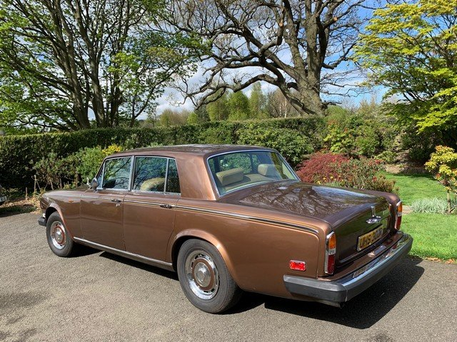 1977 Rolls Royce Silver Shadow II at Morris Leslie 25th May SOLD (picture 3 of 6)