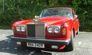 1980 Silver Shadow - stunnning in a beautiful colour For Sale