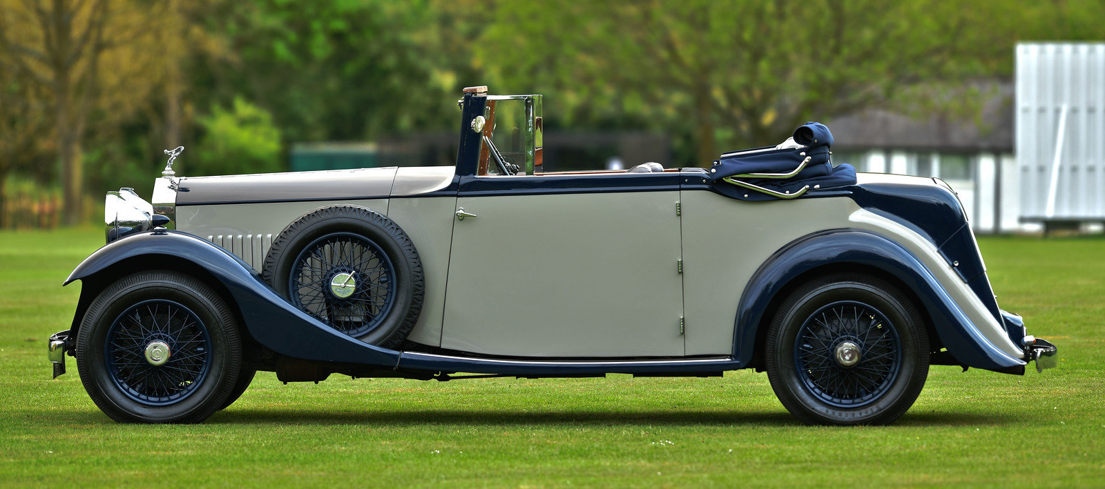 1934 Rolls Royce 20/25 Three position drophead Coupe SOLD (picture 2 of 6)