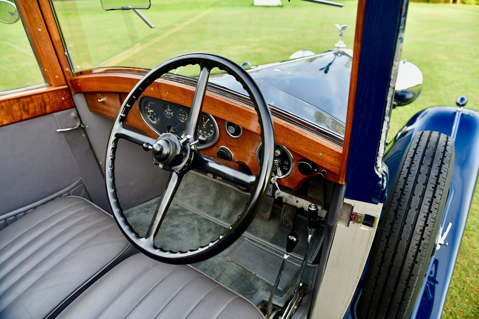 1934 Rolls Royce 20/25 Three position drophead Coupe For Sale (picture 4 of 6)