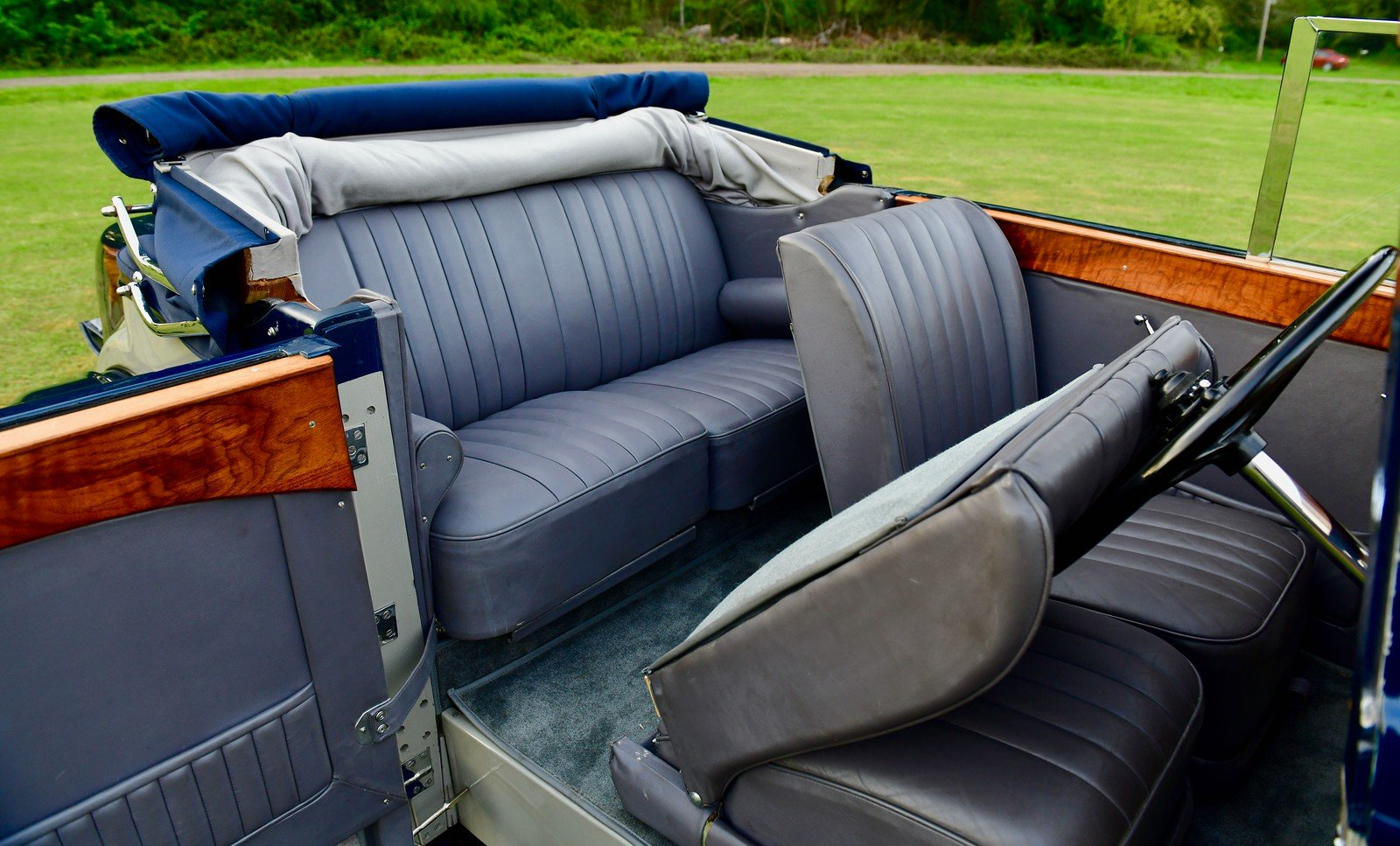 1934 Rolls Royce 20/25 Three position drophead Coupe For Sale (picture 5 of 6)
