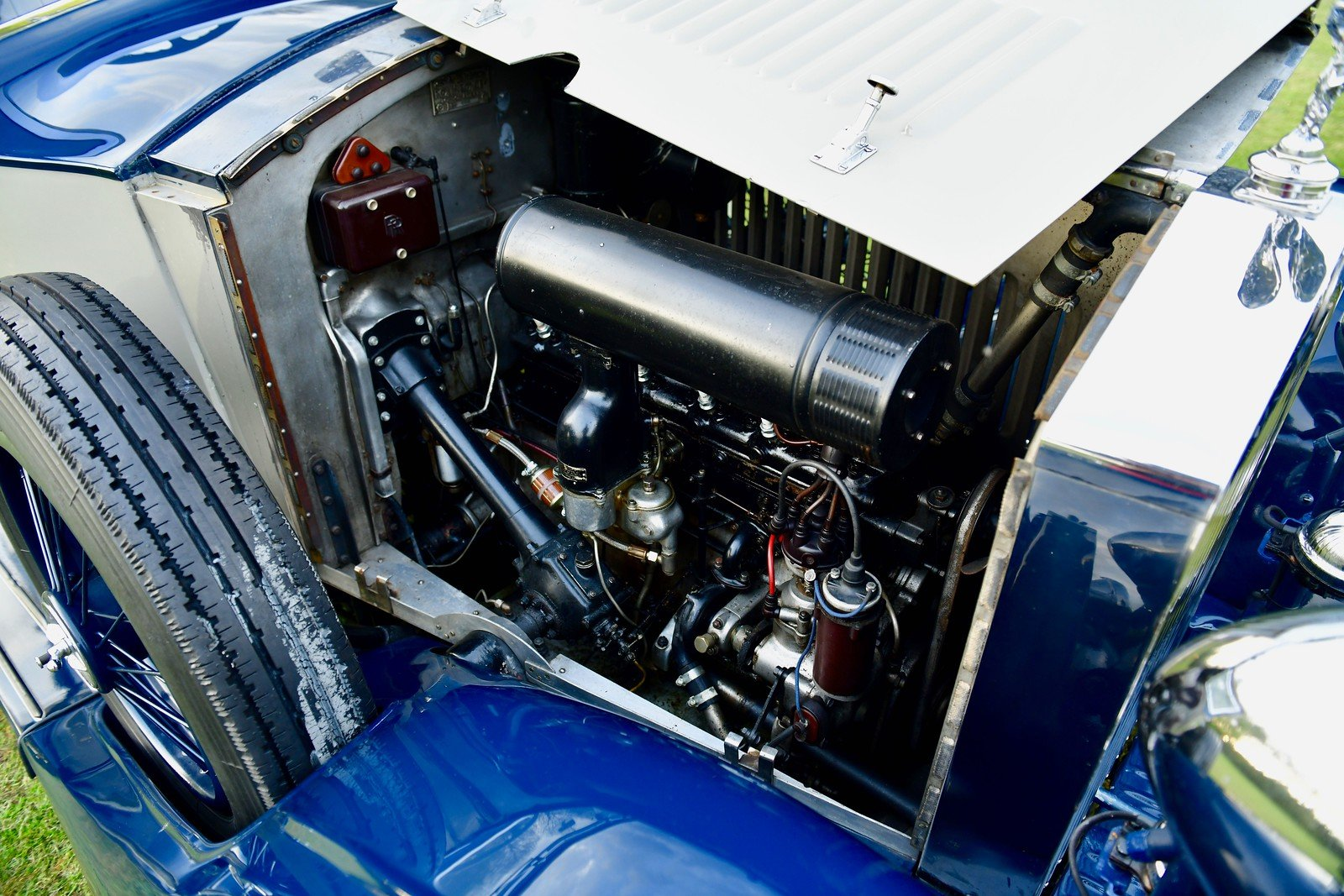 1934 Rolls Royce 20/25 Three position drophead Coupe For Sale (picture 6 of 6)