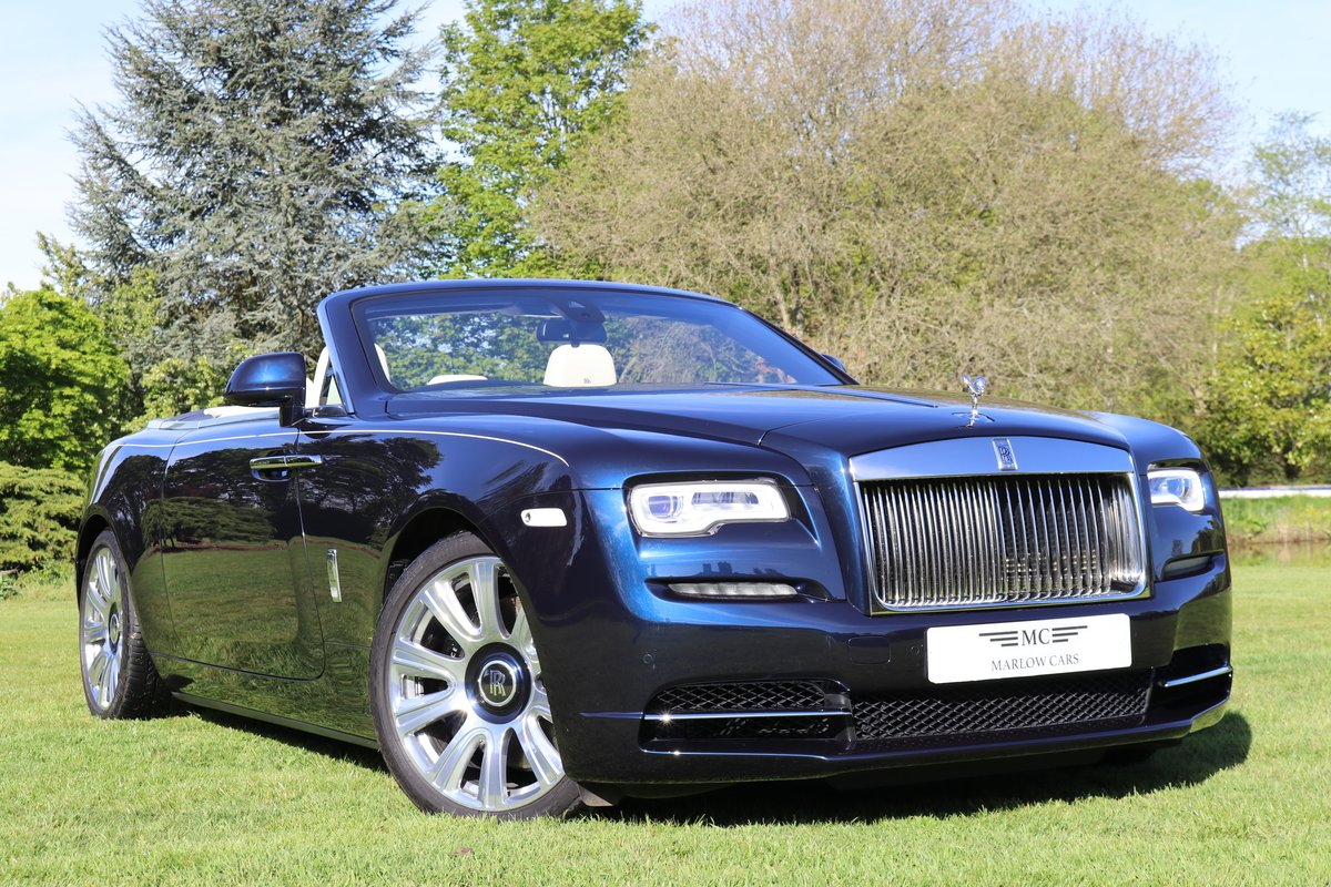 2018 ROLLS-ROYCE DAWN For Sale (picture 1 of 6)