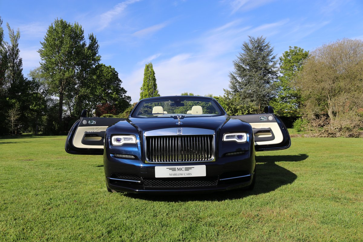 2018 ROLLS-ROYCE DAWN For Sale (picture 2 of 6)