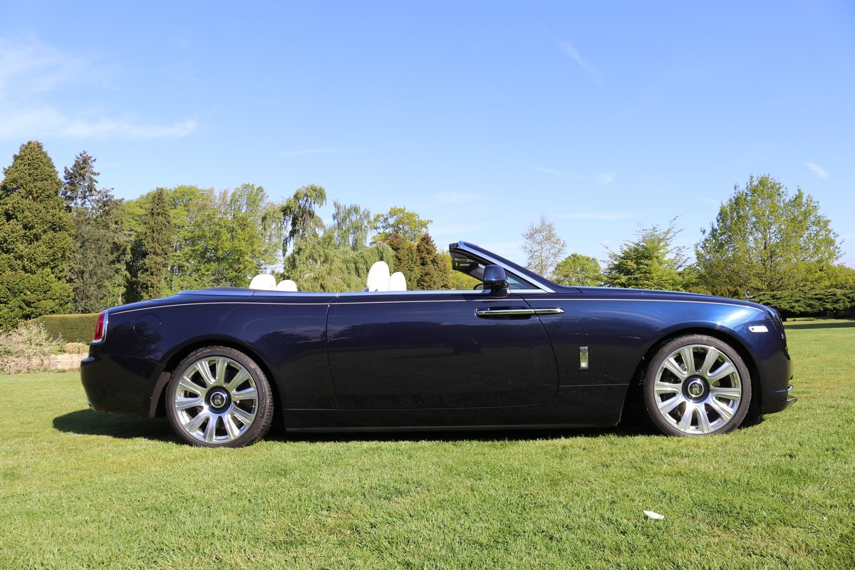 2018 ROLLS-ROYCE DAWN For Sale (picture 5 of 6)