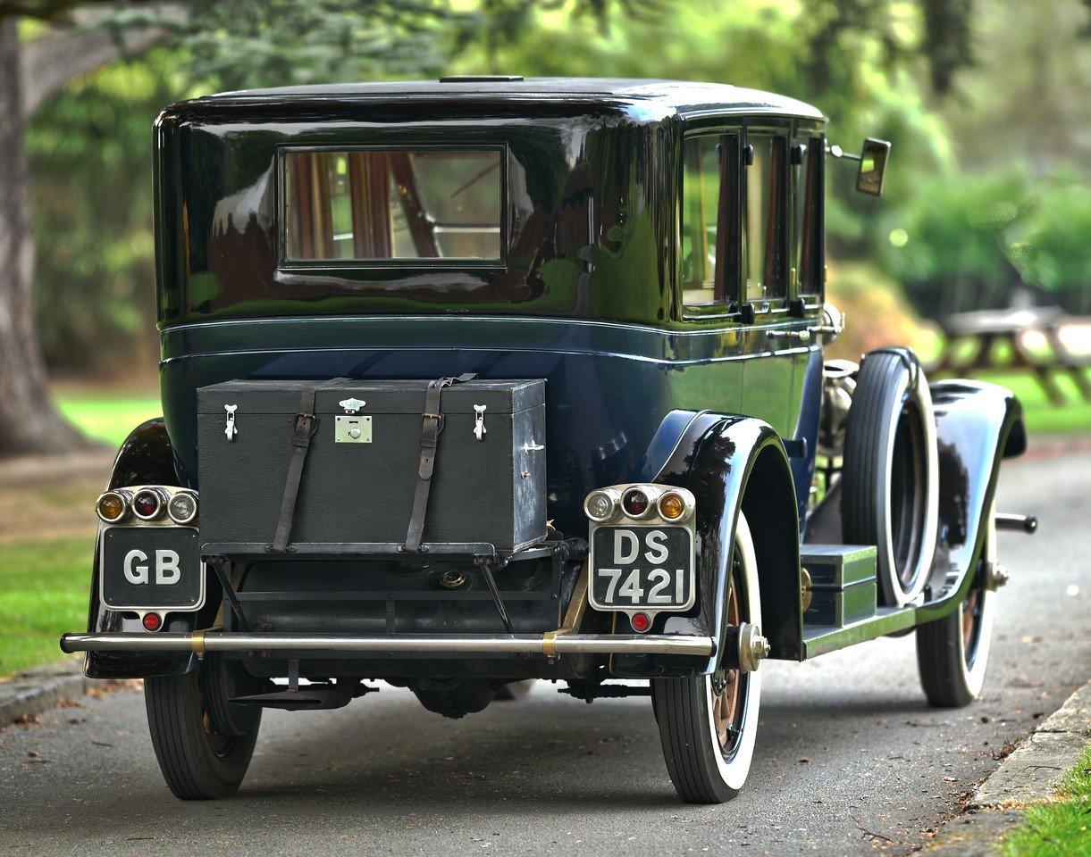1921 Rolls Royce Silver Ghost Pickwick Limousine RHD For ...