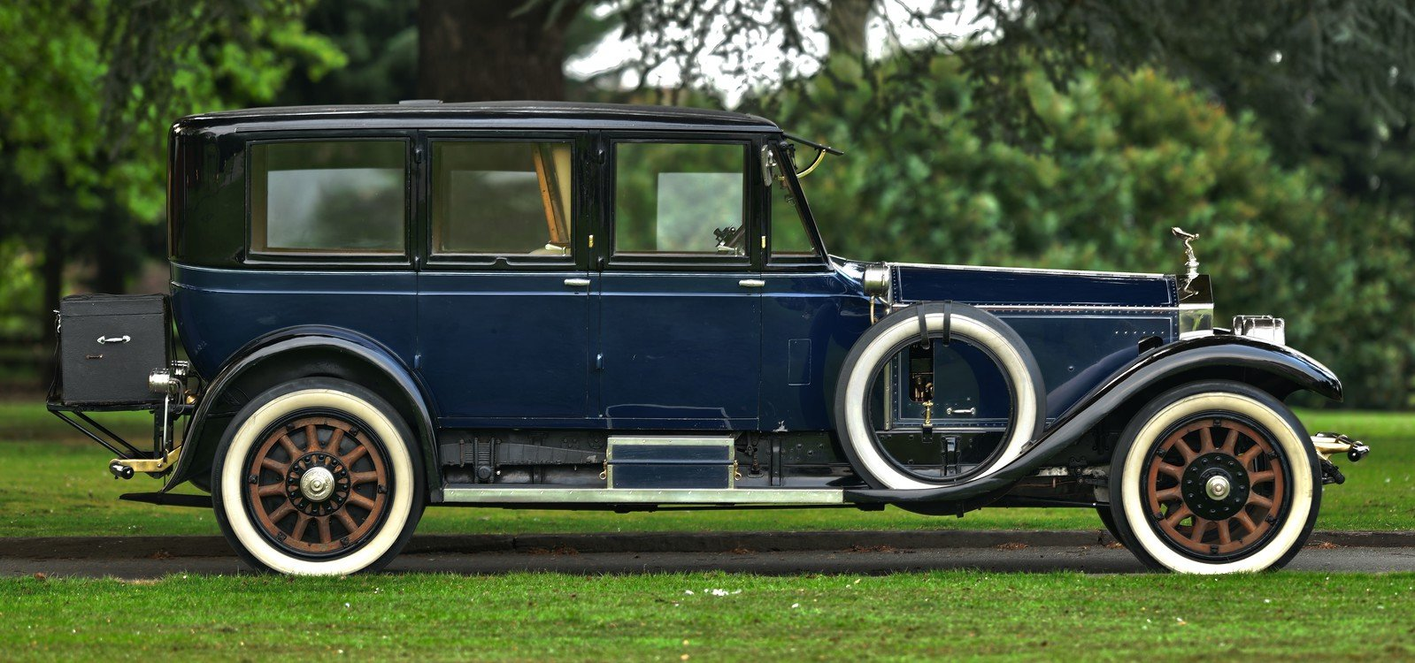 1921 Rolls Royce Silver Ghost Pickwick Limousine RHD For Sale (picture 3 of 6)