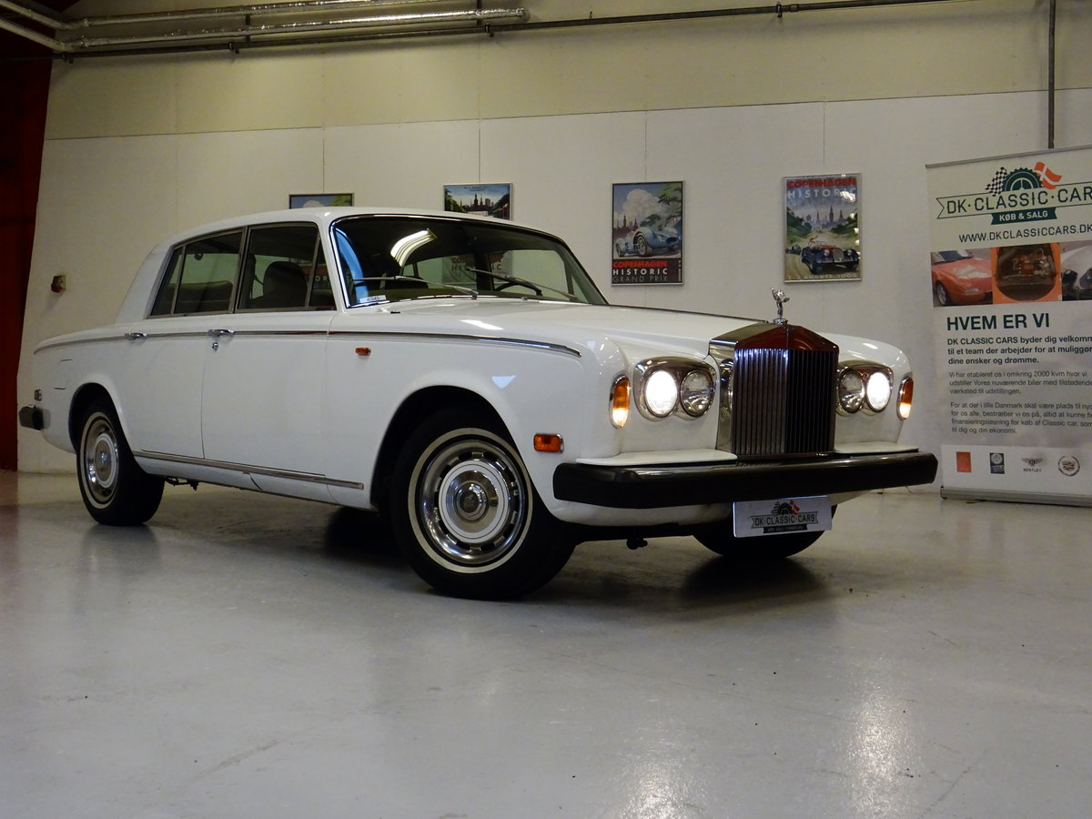 1975 Rolls-Royce Silver Shadow For Sale (picture 1 of 6)