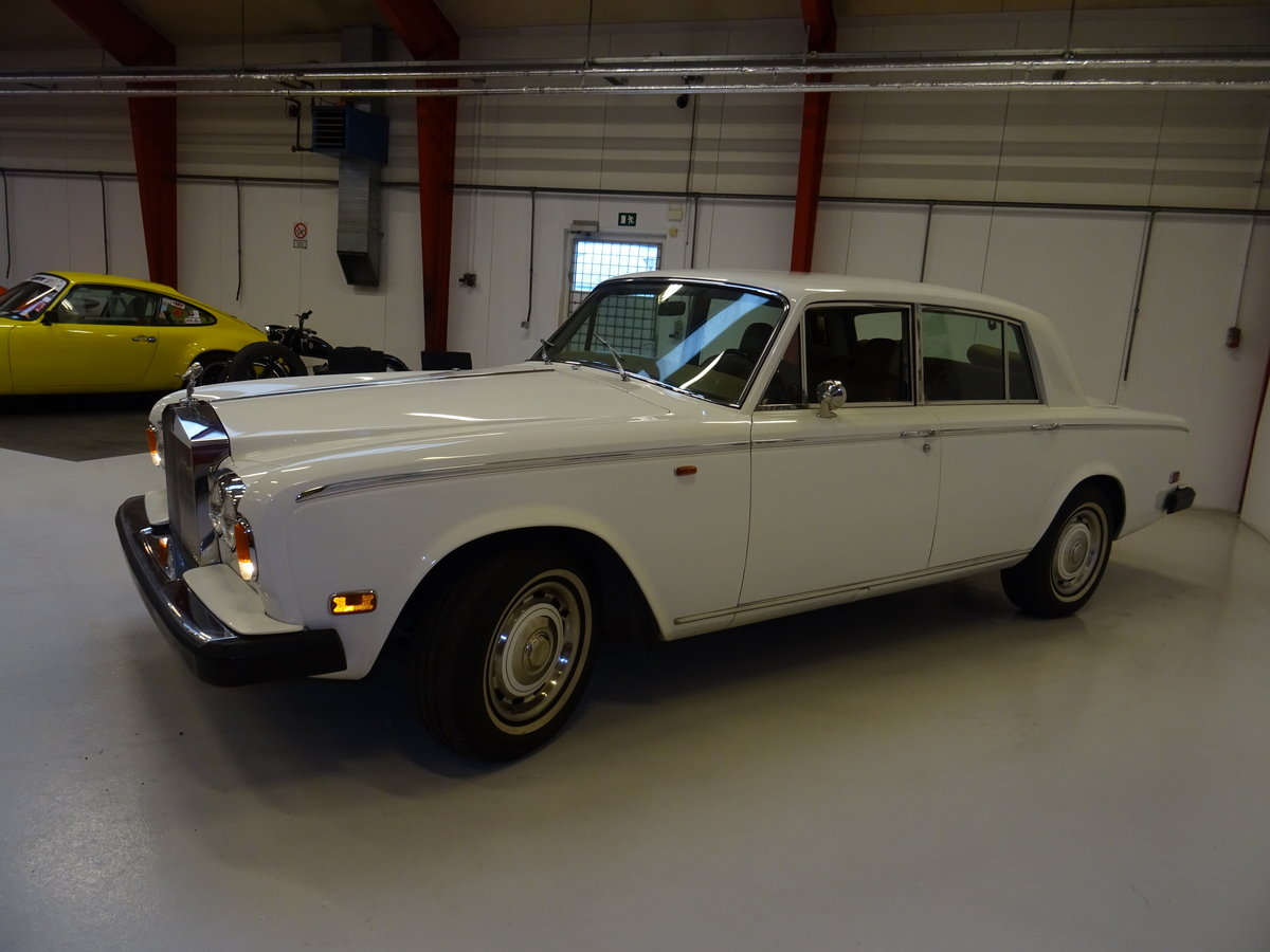 1975 Rolls-Royce Silver Shadow For Sale (picture 2 of 6)