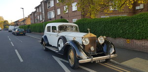 1930 Rolls Royce Phantom 2 For Sale