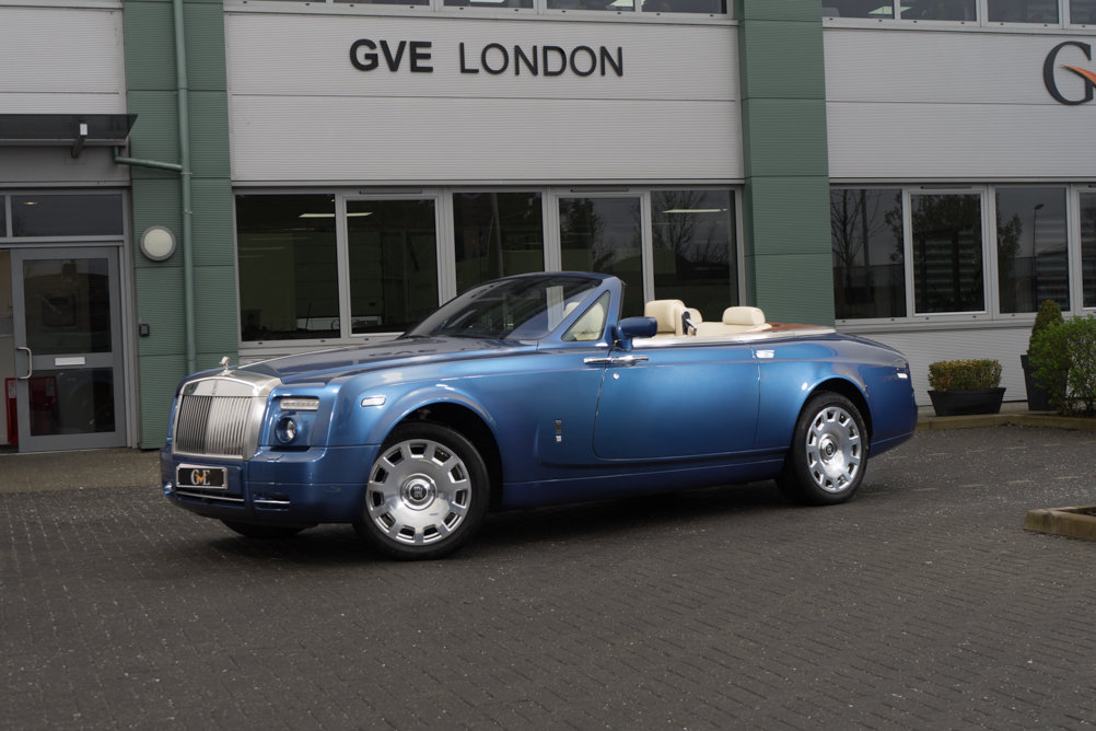 2008 Rolls Royce Phantom Drophead For Sale (picture 1 of 6)
