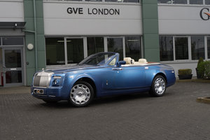 2008 Rolls Royce Phantom Drophead SOLD