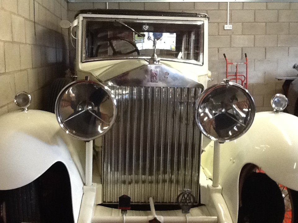 1932 Rollsroyce 20/25 For Sale (picture 4 of 6)
