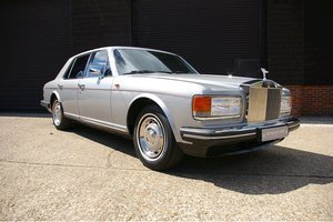 1987 Rolls Royce Silver Spirit I Saloon Auto LHD (24,526 miles) For Sale