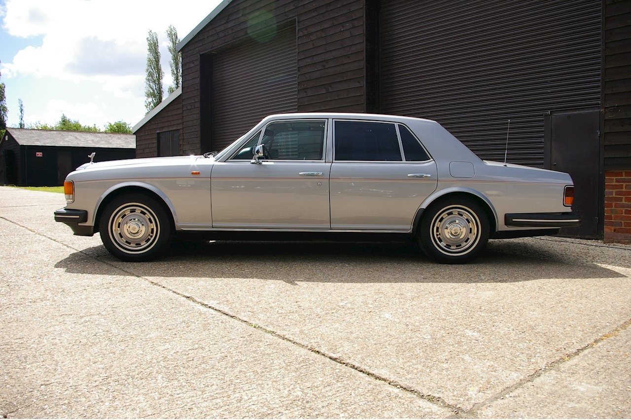 1987 Rolls Royce Silver Spirit I Saloon Auto LHD (24,526 miles) For Sale (picture 2 of 6)